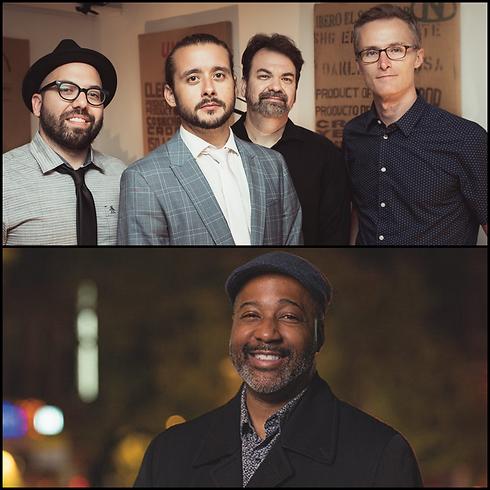 "The YAYennings Quartet meets Eric ""Poppa"" Reed"