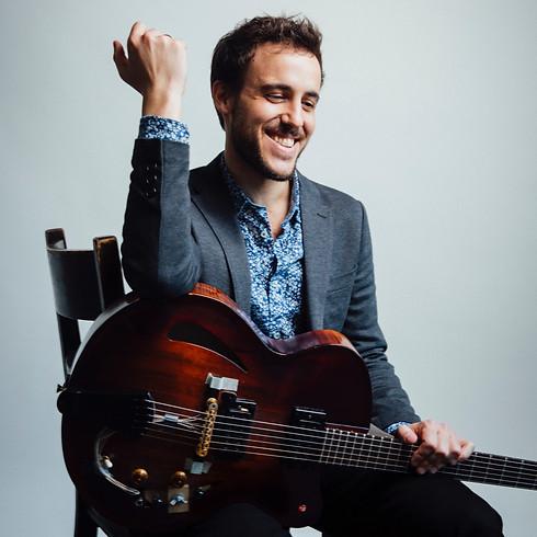 Gilad Hekselman's gHex Trio