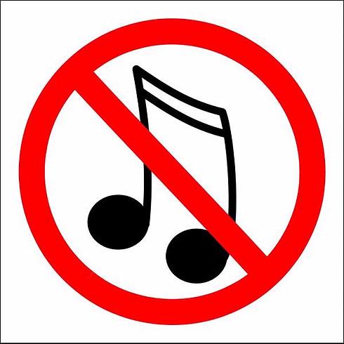 NO MUSIC TONIGHT (Happy Valentine's Day)