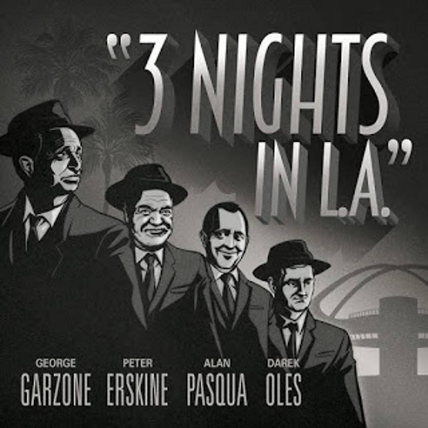 Peter Erskine Trio w/ George Garzone CD release!