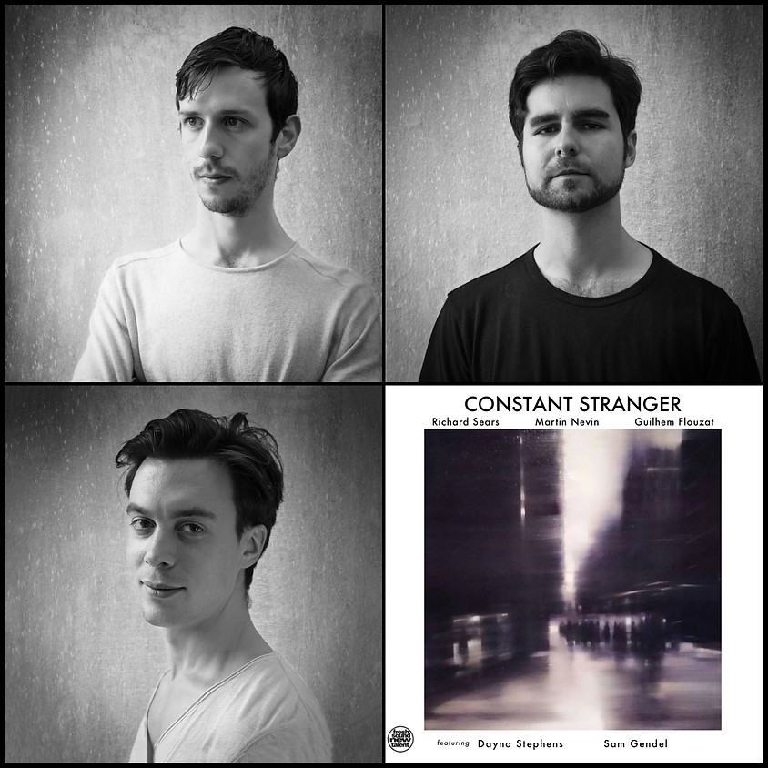 """Constant Stranger"" Album Release"
