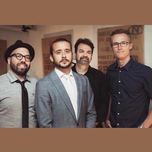 The YAYennings Quartet meets LA's best pianists (1)