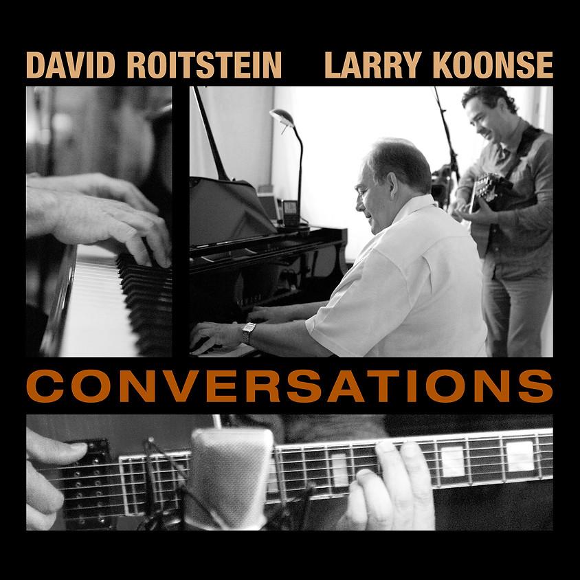 David Roitstein & Larry Koonse duo
