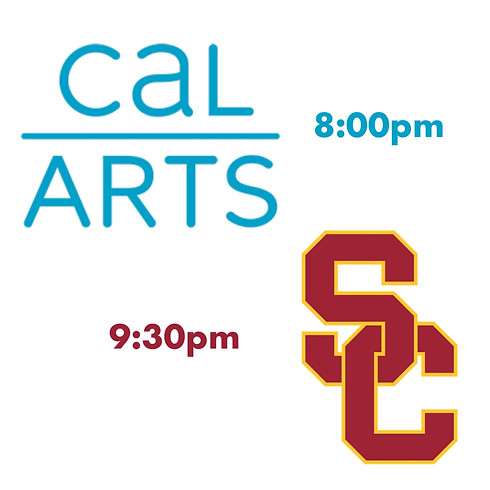 College Night feat. CalArts and USC