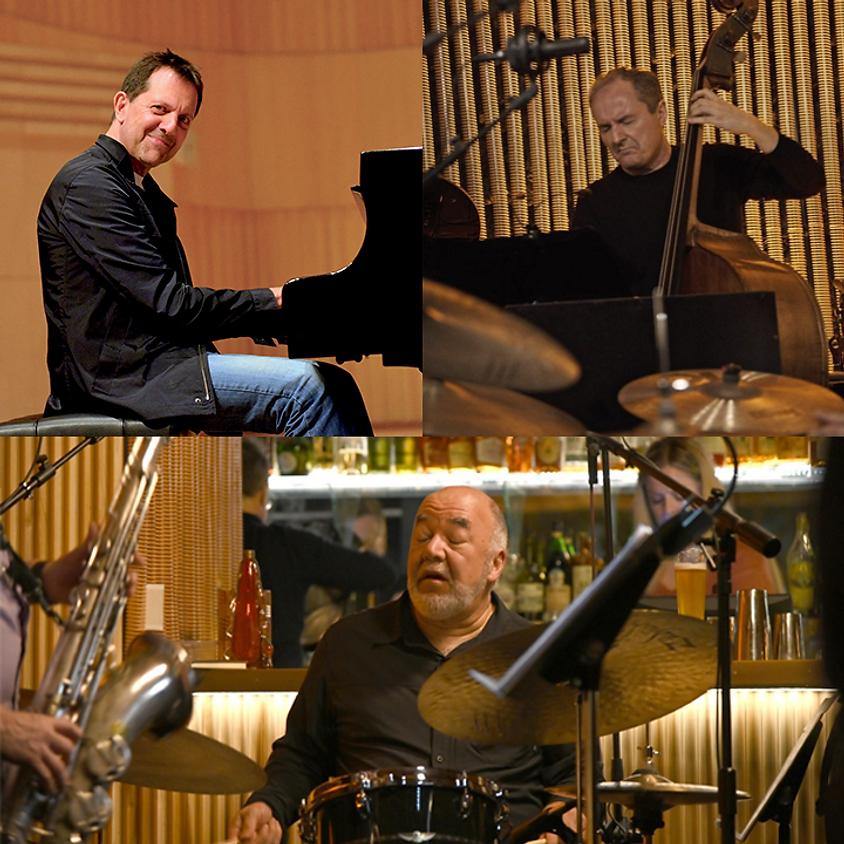 Alan Pasqua, Darek Oles & Peter Erskine night 1