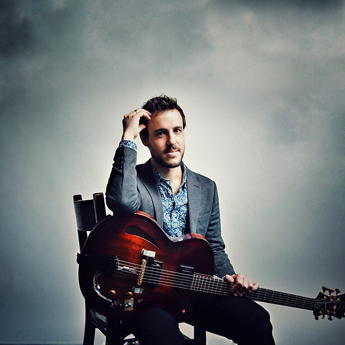 Gilad Hekselman 'Ask for Chaos' CD release