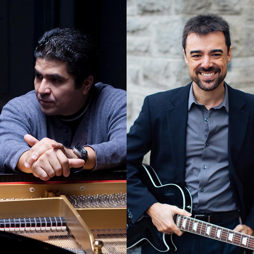Otmaro Ruiz & Bruno Mangueira Duo