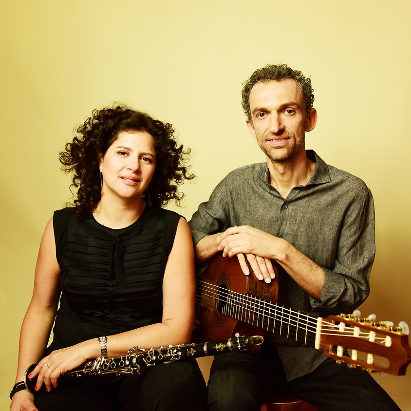 Anat Cohen & Marcello Goncalves
