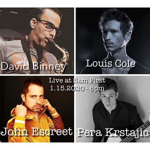 Binney, Escreet, Krstajic & Cole