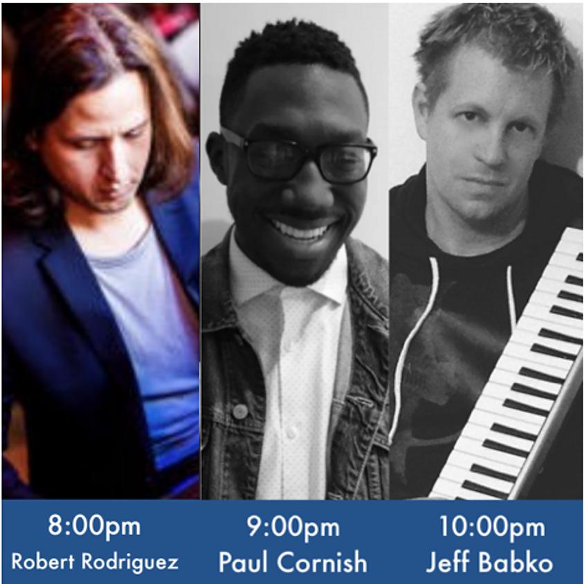 Rodriguez/Cornish/Babko PIANO FEST 2