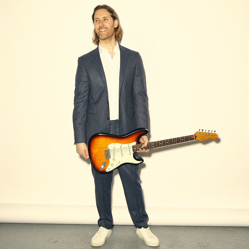 Solo Sessions presents guitarist, Nir Felder
