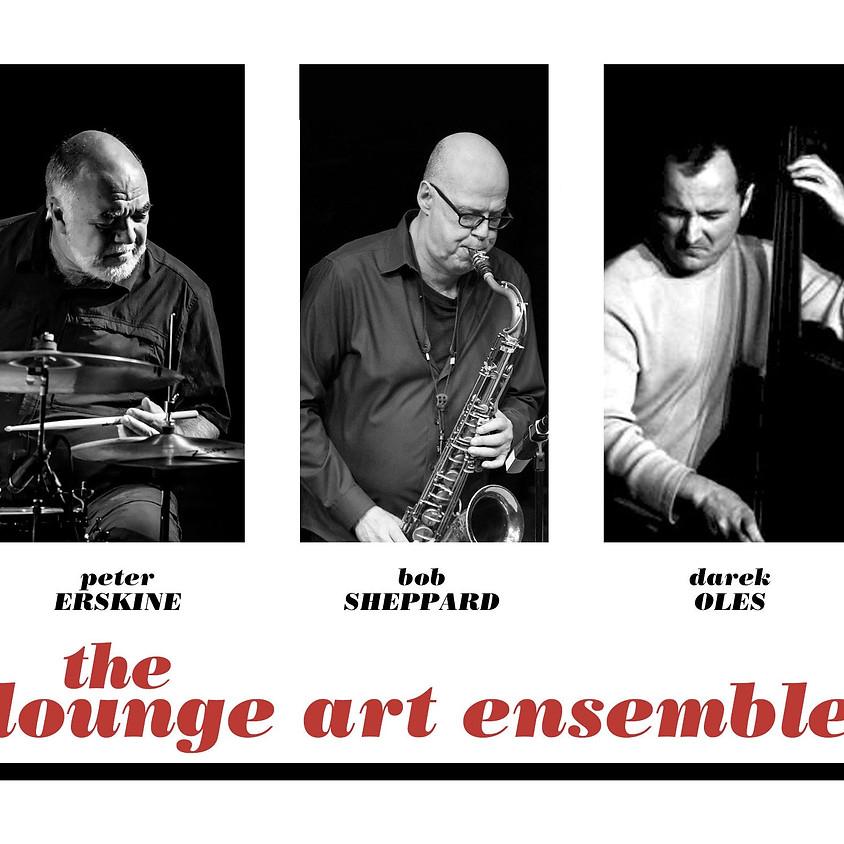 "Peter Erskine's ""Lounge Art Ensemble"" night 1"