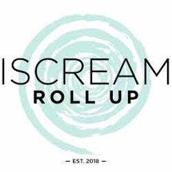 Iscream Roll up logo