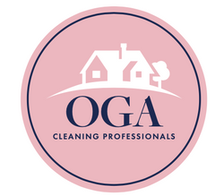OGA Cleaning Professionals Logo