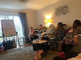 doula uk approved training course