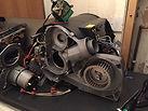 Motorhome combi boiler repair