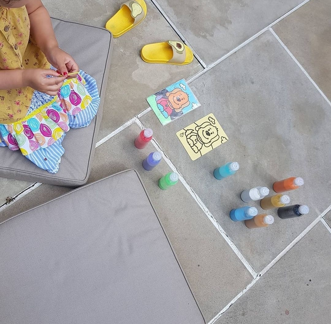 3D childcare