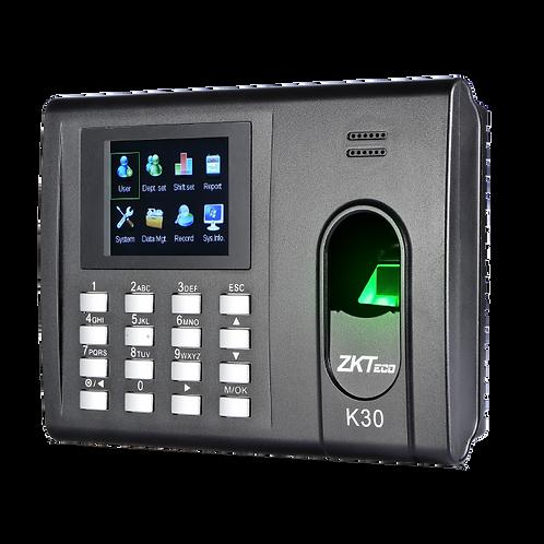 Terminal de Tiempo y Asistencia con Funciones de Control de Acceso