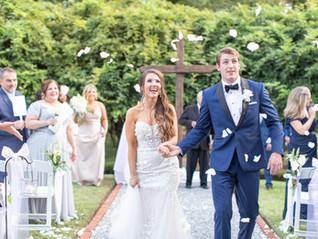 Natchez Wedding | Brandon Hall Plantation