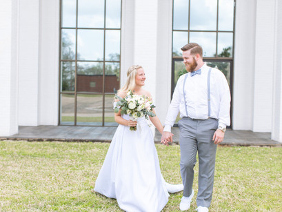 Spring Elopement at the Vault