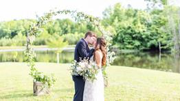 Mr. & Mrs. Stuart | Rustic Elopement
