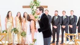 The Chapel at Livingston | Cooper Wedding