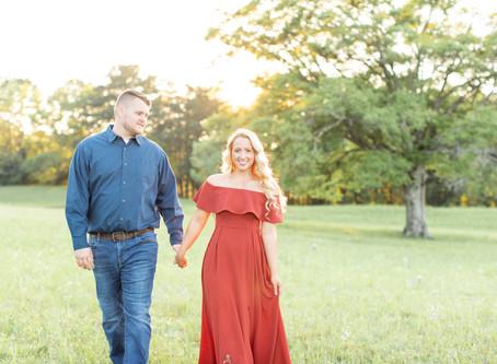 Savannah & Trea | Engagement Session