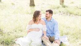Kristen & Chase's Maternity Session