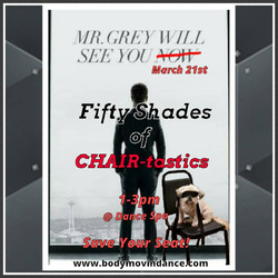 Fifty shade of CHAIR-tastics