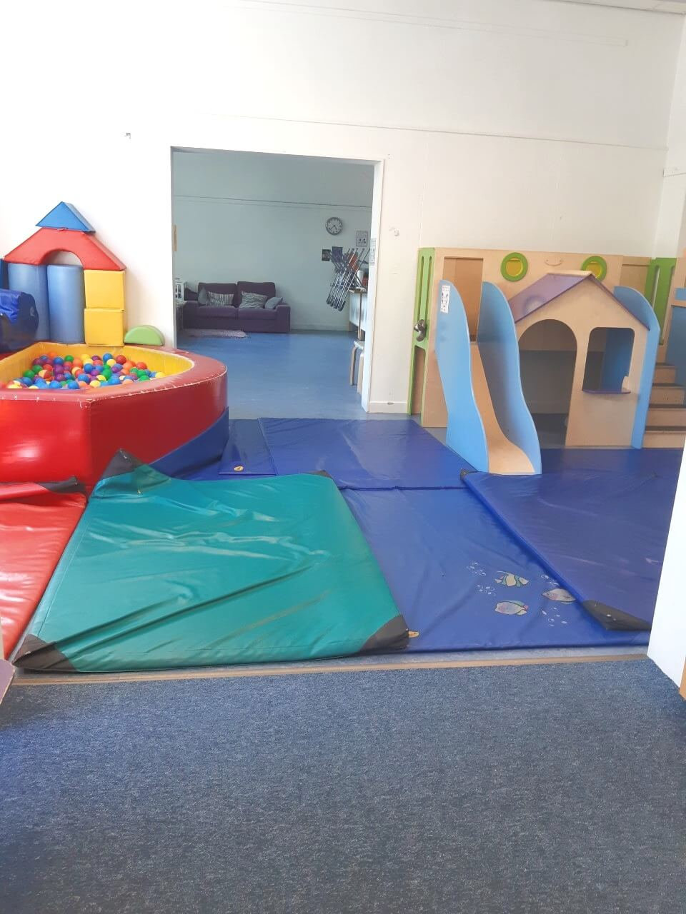 Book the venue for a kids party