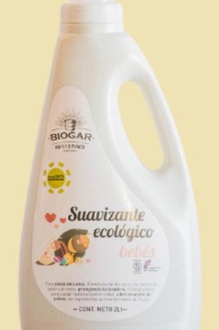 SUAVIZANTE ECOLÓGICO DE BEBÉS- BIOGAR 2L
