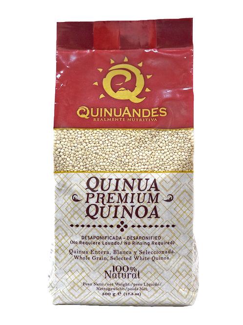 QUINUA PREMIUM EN GRANO (500GR/ 1000GR)