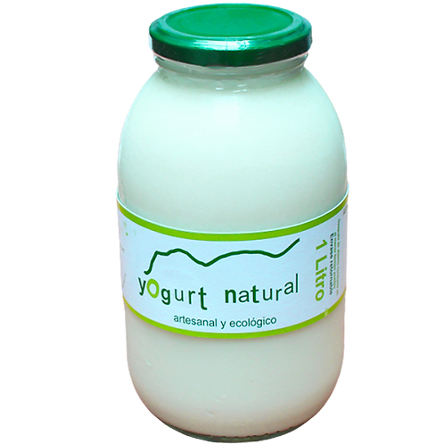 YOGURT NATURAL 250ml/ 1 litro