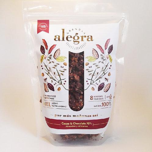GRANOLA ALEGRA 230G (3 variedades)