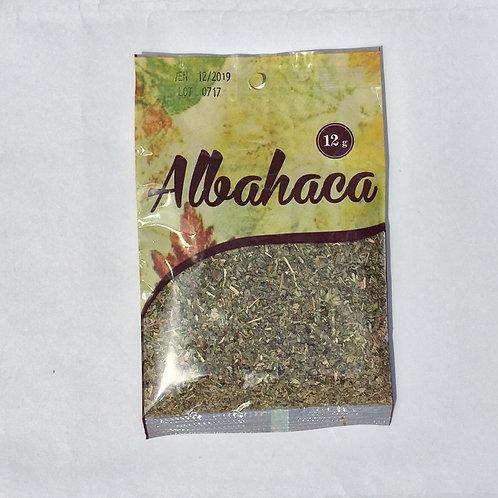 ALBAHACA 12GR