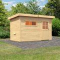 Rauna 1 Interline Sauna für den Außenbereich