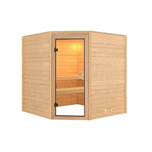 Otava Interline Massivholz Sauna