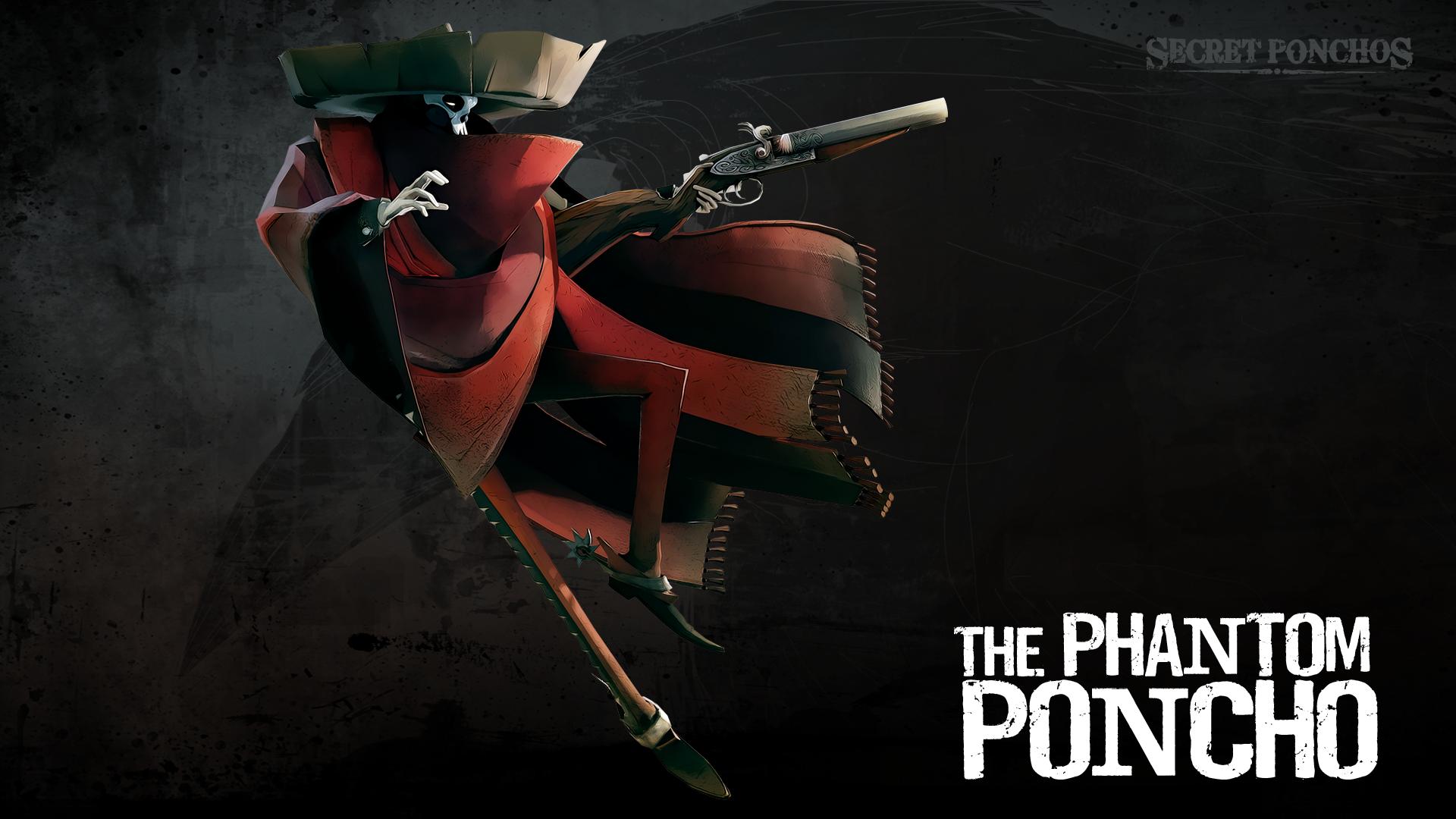 Phantom Poncho