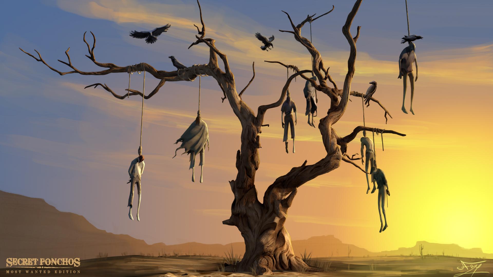 Hangman Tree