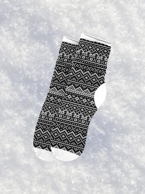 Christmas Snow Xmas Socks