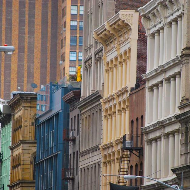 A Neighborhood guide to SoHo NYC