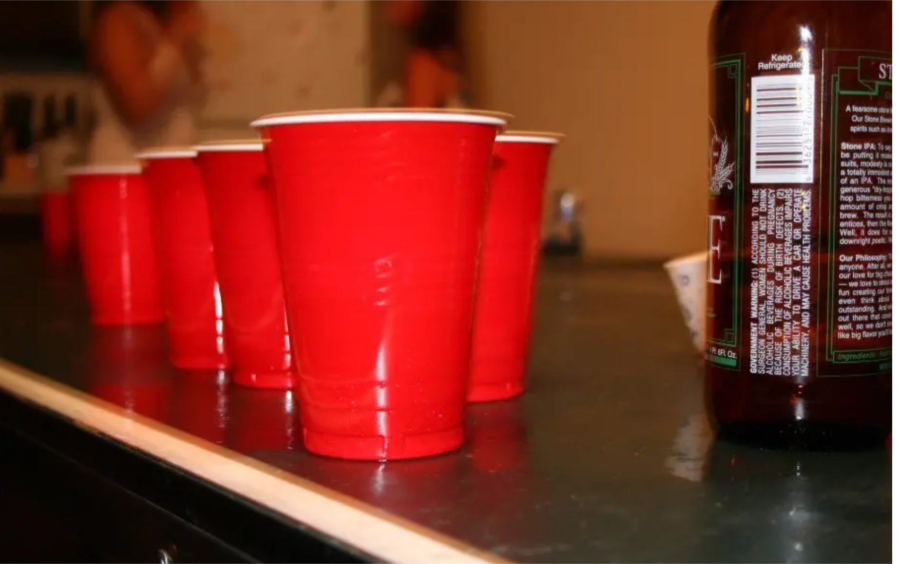 Is Slap Cup the New Flip Cup?