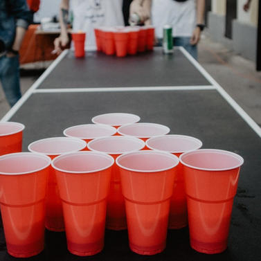 Beer Pong Tables that Give You a Home Court Advantage