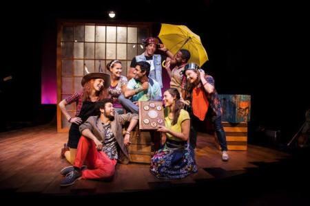 Jason Hewett in Imagination Adventures Florida Studio Theatre