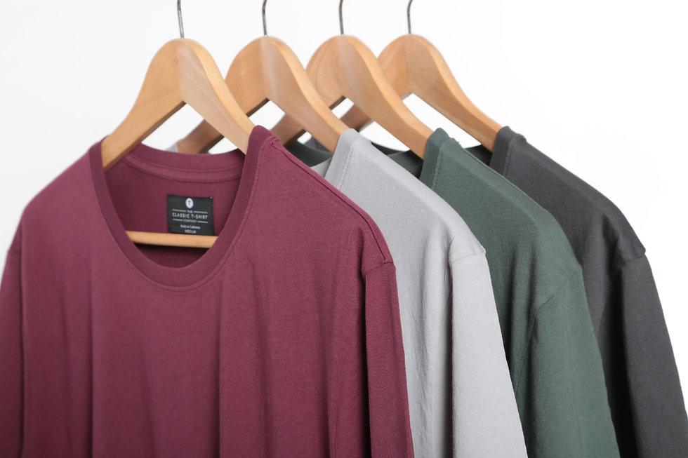 Sustainable wardrobe sustainable fashion
