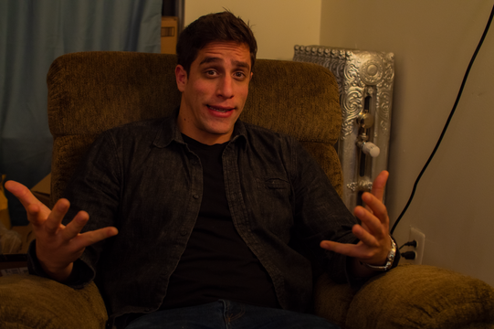 Jason Hewett as Angelo Corgattino
