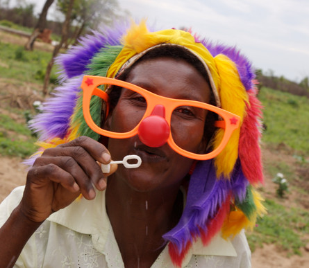 Mozambique Clown