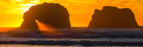 Twin Rocks Spotlight