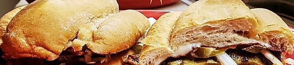 TORTAS (MEXICAN SANDWICH )