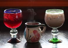 Jamaica, Oaxaca Hot Chocolate, Horchata